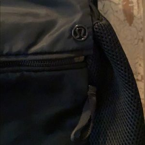lululemon athletica Bags - Lululemon Black Backpack Never Used